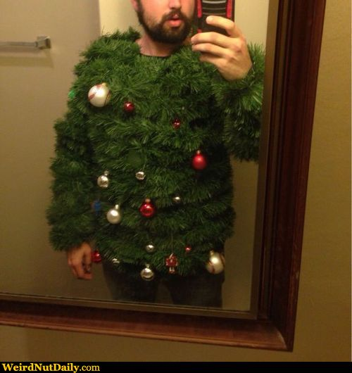The Ugliest Christmas Sweater