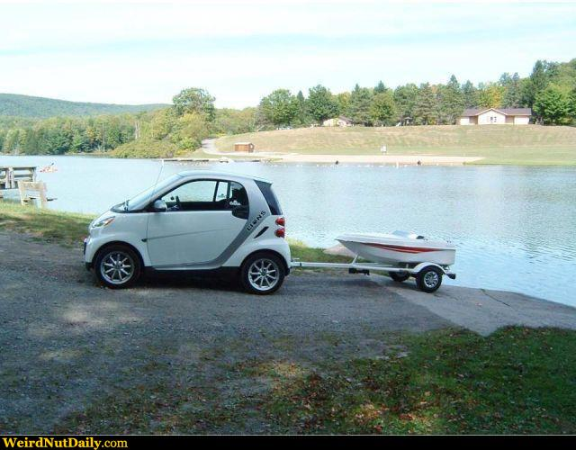 Can Electric Cars Tow Trailers