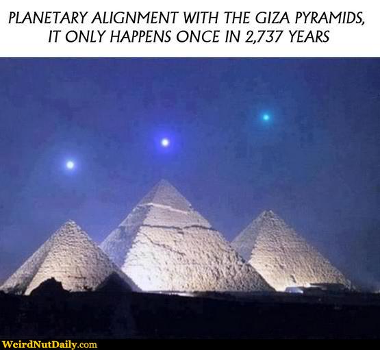 Planetary Alignment